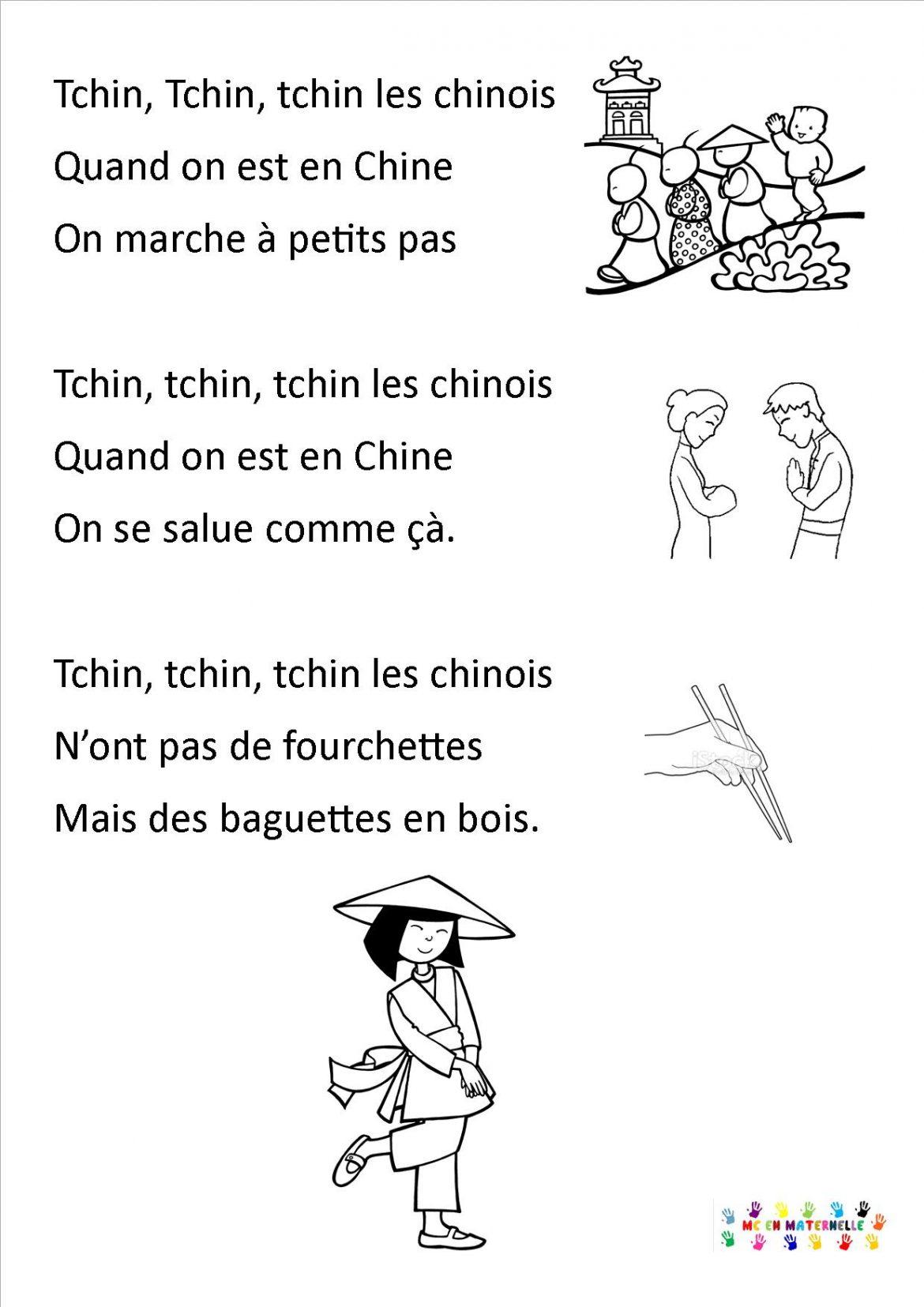Chansons comptines page 5 mc en maternelle for Pas d cochon dans mon salon comptine
