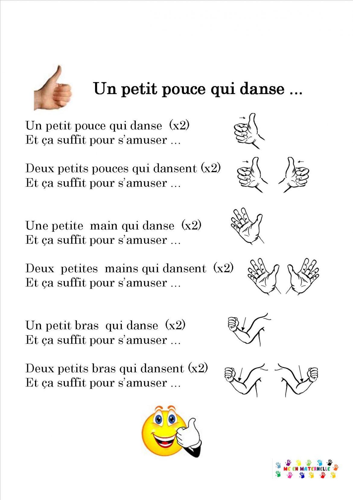 Chansons comptines page 6 mc en maternelle - Petite souris qui danse ...