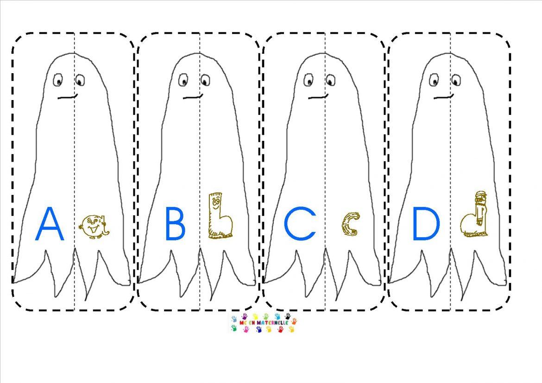 cliquer pour acheter fantme lettres majusculealphas a imprimer plastifier et dcouper en sparant chaque carte en deux - Lettre Majuscule A Imprimer