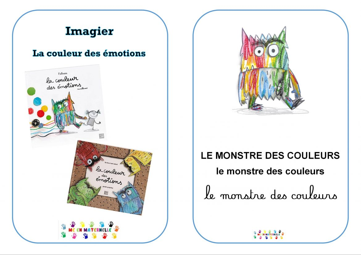 La Couleur Des Emotions A Colorier: Couleur Des Emotions Coloriage Termurah 2018 $ Www